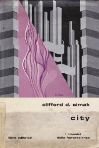 CITY copertina